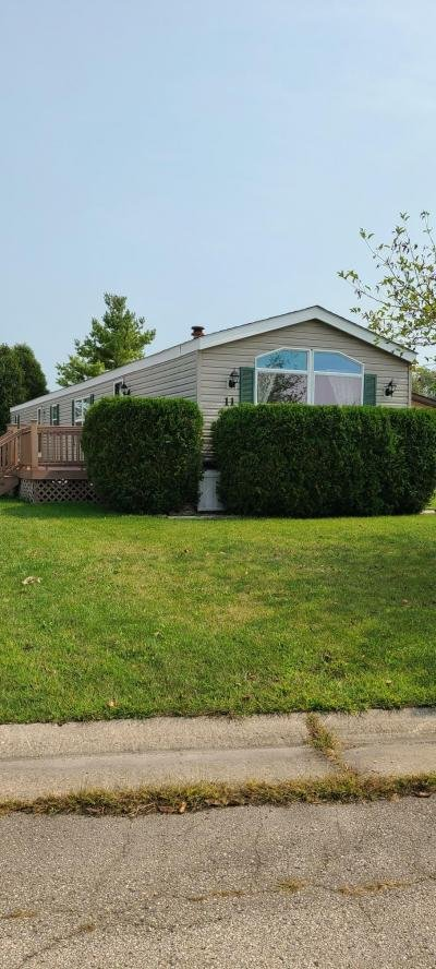 Mobile Home at 15941 Durand Ave. #11D Union Grove, WI 53182