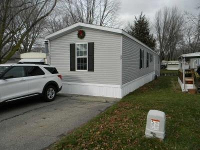 Mobile Home at 2914 Sunset Dr Brooklyn, MI 49230