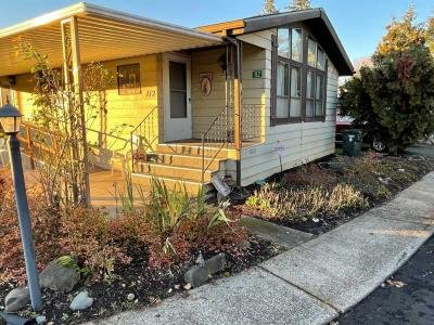 Mobile Home at 570 N 10th Avenue, Sp. #112 Cornelius, OR 97113