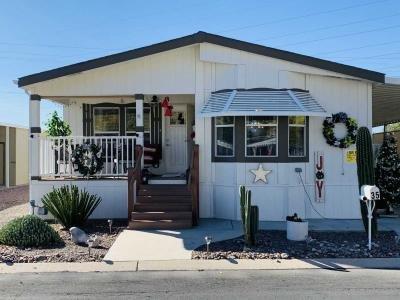 Mobile Home at 7570 E. Speedway #35 Tucson, AZ 85710