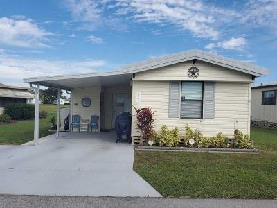 Mobile Home at 111 Eight Iron Circle Mulberry, FL 33860
