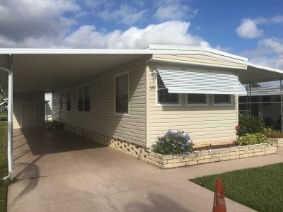 Mobile Home at 329 Beauville St Lake Placid, FL 33852