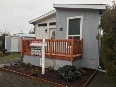 Mobile Home at 2200 Lancaster Dr SE #21D Salem, OR 97317