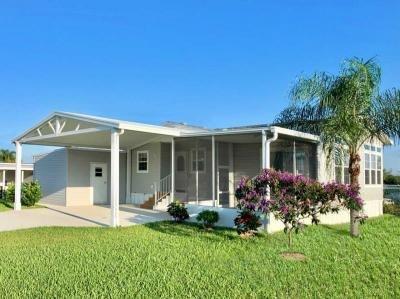 Mobile Home at 32 Paradise Lake Dr Lake Placid, FL 33852
