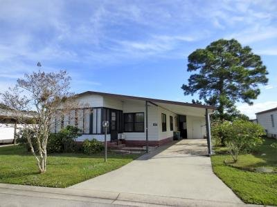 Mobile Home at 4013 Caspian Court Melbourne, FL 32904