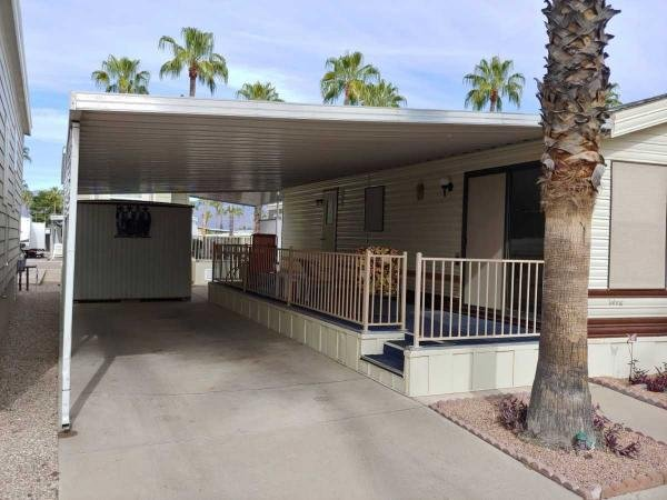 1989 Tahoe Mobile Home For Sale