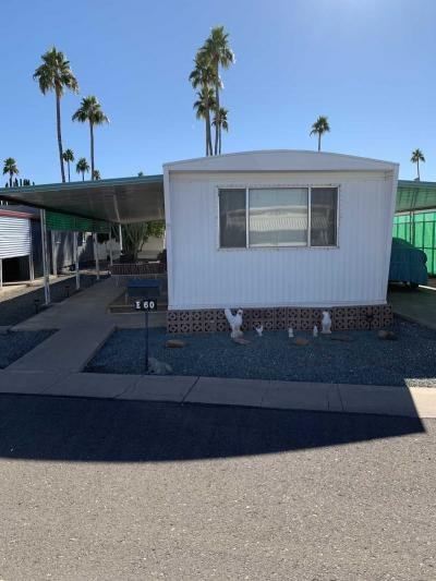Mobile Home at 150 S Windsor Mesa, AZ 85204