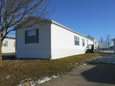 Mobile Home at 303 Grand River Dr Adrian, MI 49221