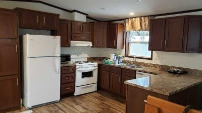 Open Kitchen with All Appliances!