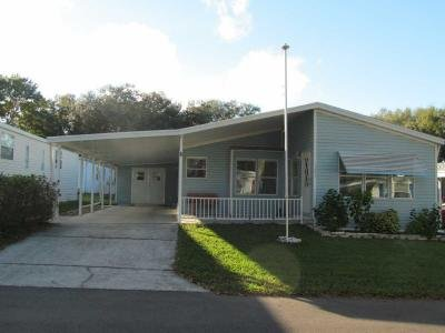 Mobile Home at 11055 Mustang Drive Dade City, FL 33525