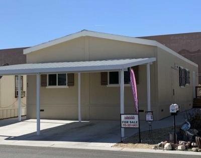 Mobile Home at 185 Poppy Lane Reno, NV 89512