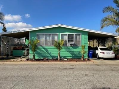 Mobile Home at 2601 E. Victoria St. Space 189 Rancho Dominguez, CA 90220