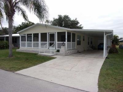 Mobile Home at 527 Cantina Dr. Arcadia, FL 34266