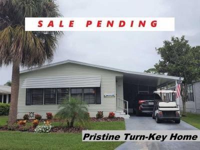 Mobile Home at 121 Bimini Cay Circle Vero Beach, FL 32966