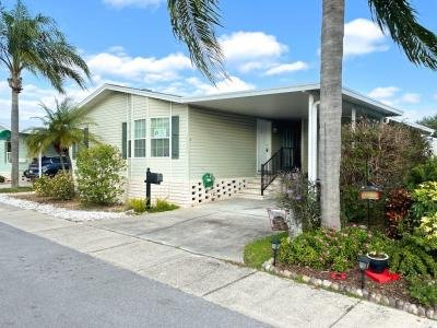 Mobile Home at 66288 Cambridge Road Pinellas Park, FL 33782