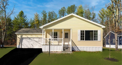Mobile Home at Under Agreement 14 Conifer Dr. Lyman, ME 04002