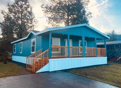 Mobile Home at 819 S Comstock Avenue, Sp. #57 Sutherlin, OR 97479