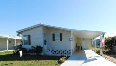 Mobile Home at 324 Sonnet Lane North Fort Myers, FL 33903