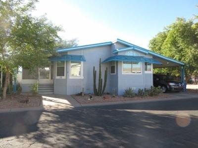 Mobile Home at 6960 W. Peoria Avenue # 32 Peoria, AZ 85345