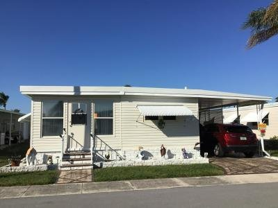 Mobile Home at 66213 Milton Rd. Pinellas Park, FL 33782