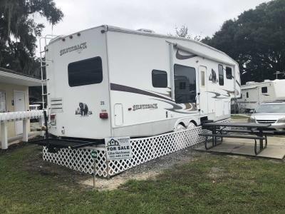 Mobile Home at 11 Harbor Oakds Dr Rv25 Fruitland Park, FL 34731