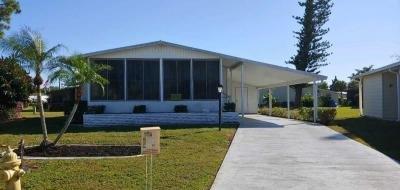 Mobile Home at 1612 E. Mt. Vernon Lane Naples, FL 34110