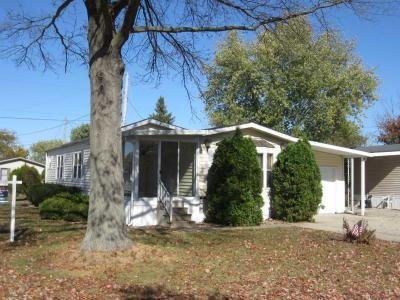 Mobile Home at 443 Redbud Blvd South Anderson, IN 46013