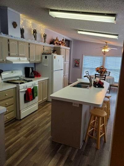 Mobile Home at 6494 Barrie Cir. Lot # 514 Brighton, MI 48114