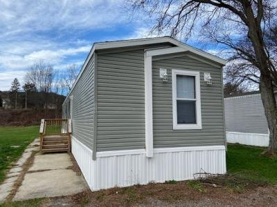 Mobile Home at 14 Main Street, Lot 223 Wellsburg, NY 14894