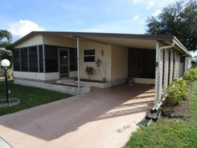 Mobile Home at 59 Sunset Circle North Fort Myers, FL 33903