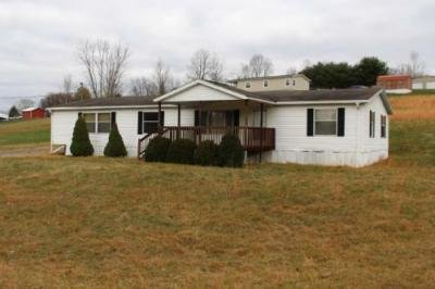 Mobile Home at 1019 Radcliffe Rd Rivesville, WV 26588