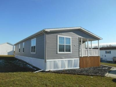 Mobile Home at 334 Current River Ct Adrian, MI 49221