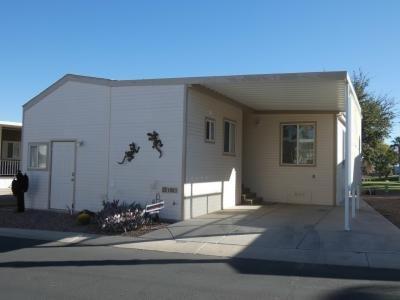 Mobile Home at 1110 North Henness Rd. #1861 Casa Grande, AZ 85122