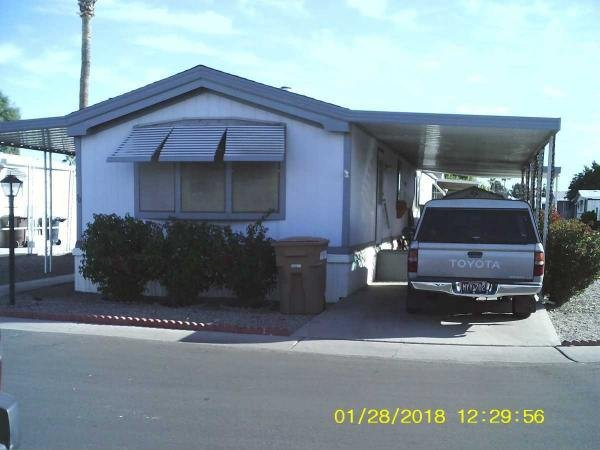 1987 Schult Mobile Home For Sale