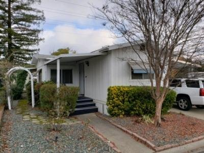 Mobile Home at 198 Danielle Way Folsom, CA 95630