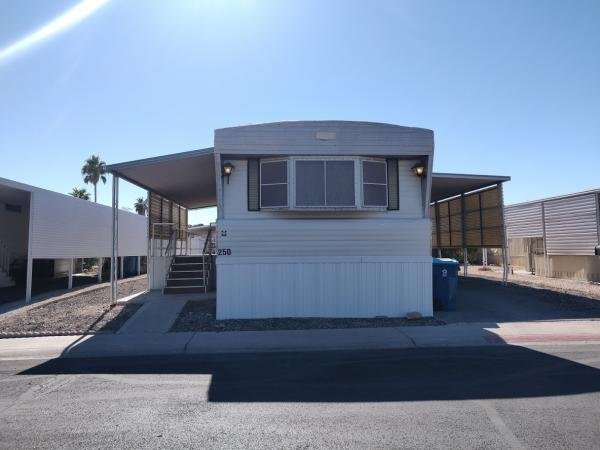 1980 SHC Mobile Home For Sale