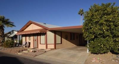 Mobile Home at 8865 E. Baseline Rd. Mesa, AZ 85208