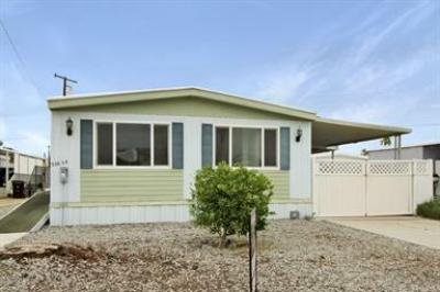 Mobile Home at 32630 Southern Hills Thousand Palms, CA 92276