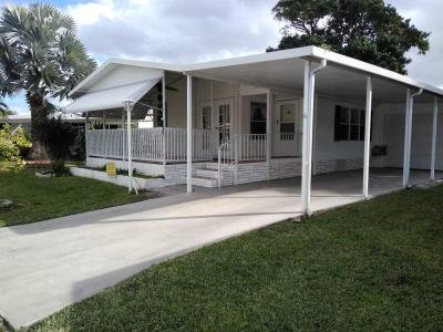 Mobile Home at 6512 NW 28th Court Margate, FL 33063
