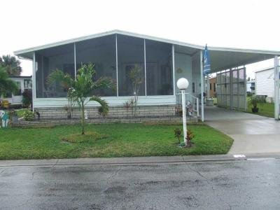 Mobile Home at 1405 82nd Ave. #95 Vero Beach, FL 32966