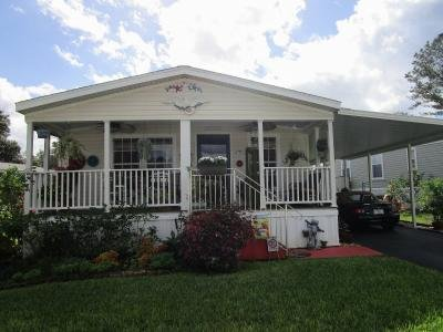 Mobile Home at 140 Hillsborough Drive Sorrento, FL 32776