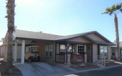 Mobile Home at 1110 North Henness Rd. #1320 Casa Grande, AZ 85122