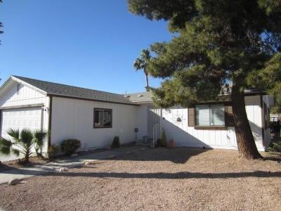Mobile Home at 6420 E. Tropicana Ave #142 Las Vegas, NV 89122