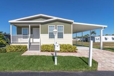 Mobile Home at 90 Cottonwood Lane Naples, FL 34112