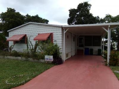 Mobile Home at 6201 NW 28th Court - Lot 130 Margate, FL 33063