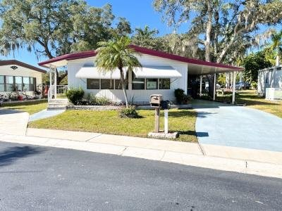Mobile Home at 100 Hampton Road, Lot 3 Clearwater, FL 33759