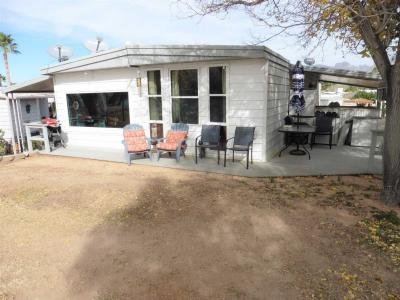 Mobile Home at 4550 N. Flowing Wells Rd., #171 Tucson, AZ 85705