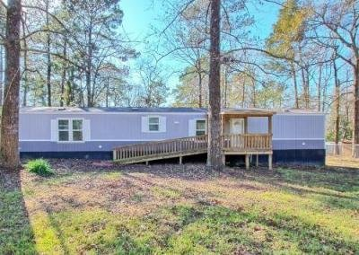 Mobile Home at 109 Clarmont Burkeville, TX 75932