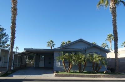 Mobile Home at 1110 North Henness Rd. #693 Casa Grande, AZ 85122