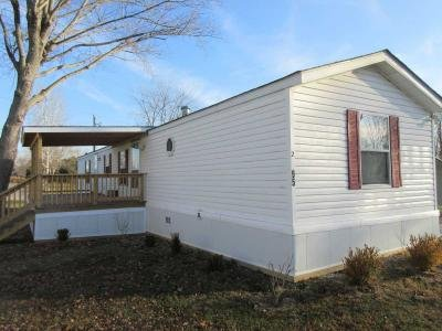 Mobile Home at 95 Ashbury Ridge Mooresville, IN 46158